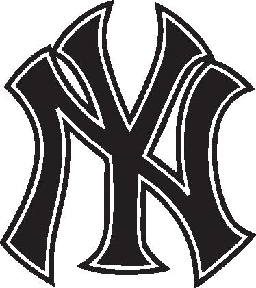Pin By Kerry Bergman On Logotipos New York Yankees Logo Yankees Logo New York Yankees