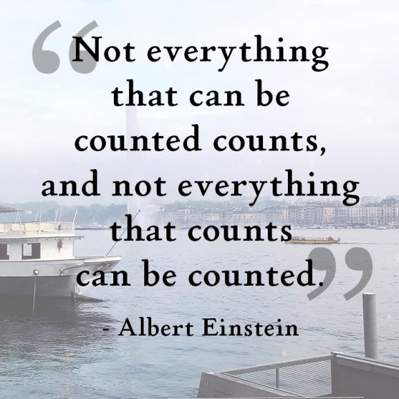 Good Morning Quotes Einstein : A good quote