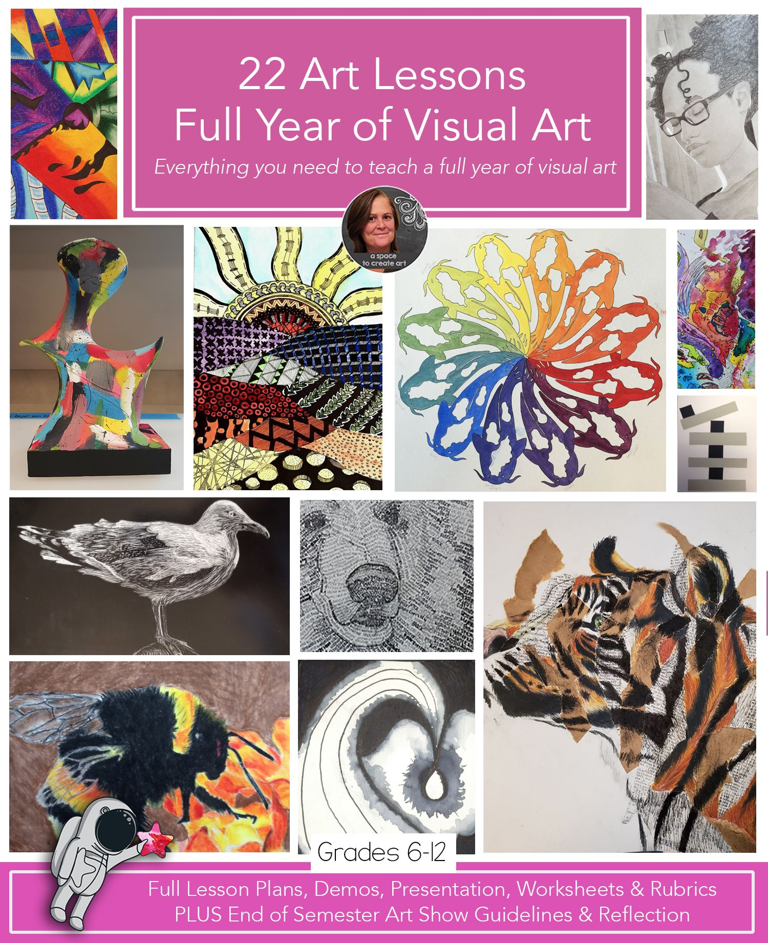 Intro To Visual Art And Drawing