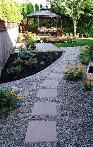19++ Gravel stepping stone walkway ideas in 2021