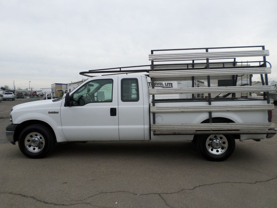 2005 Ford F250 Extended Cab Trucks For Sale Commercial Vehicle Trucks