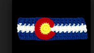 Ravelry: Colorado Ear Warmer pattern by Nicole Coleman