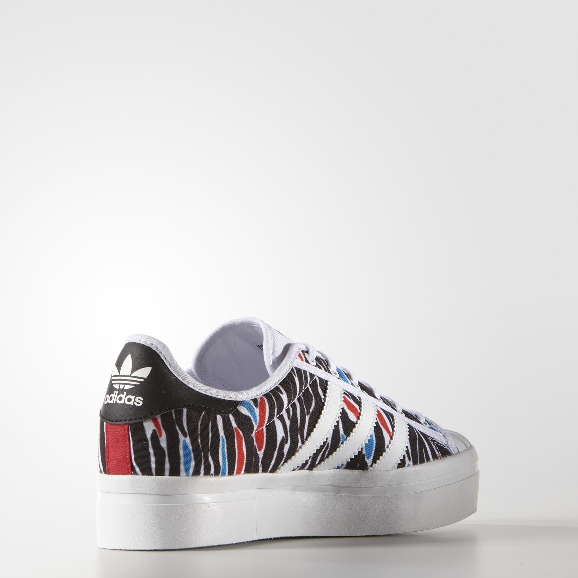 adidas superstar zebra print