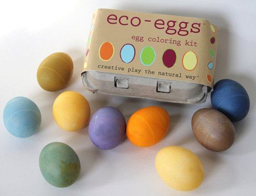 Eco-Eggs Easter Egg Coloring Kit | Crafting Supplies | Pinterest ...