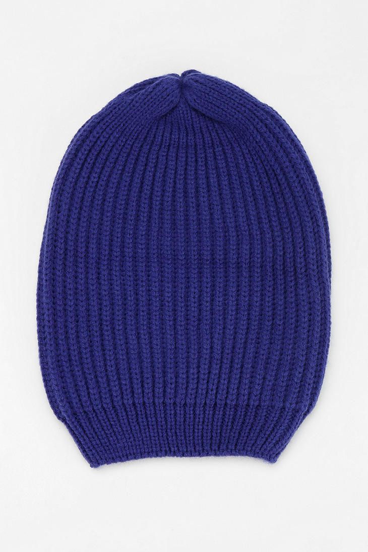 From urban outfitters, but I'm gonna make some beanies like this
