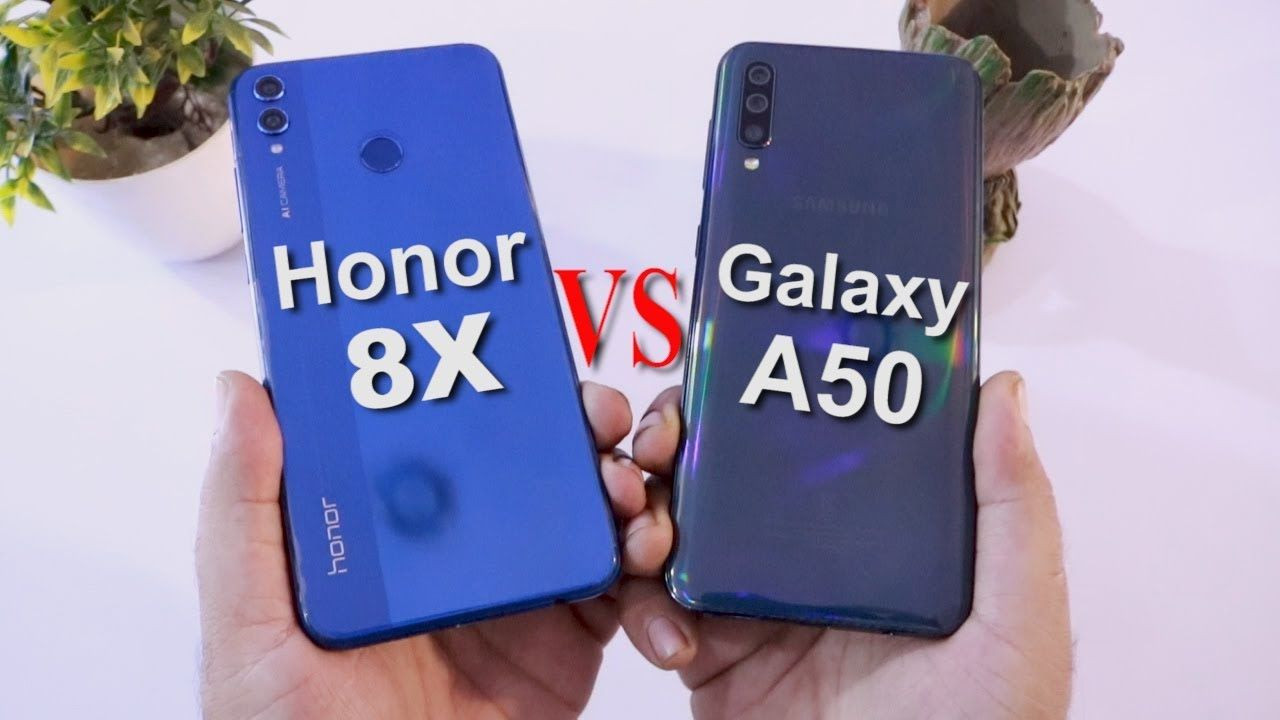Samsung A50 VS Honor 8X | COMPARISON | SPEED TEST | Which One Is