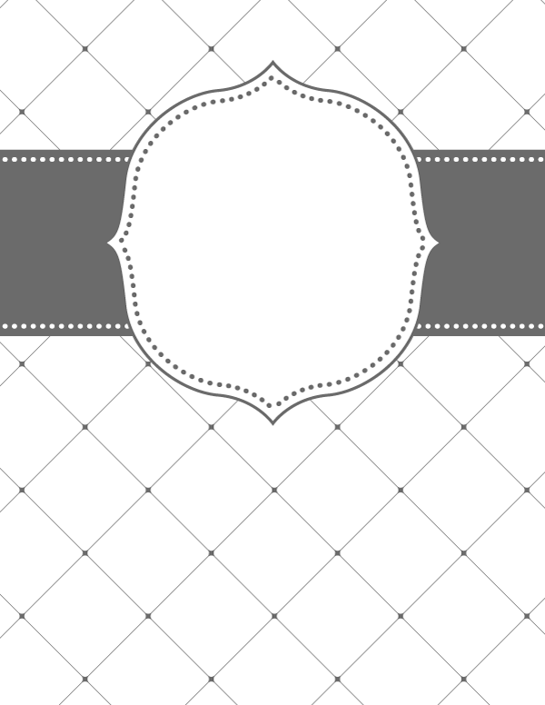 image about Printable Binder Cover identified as Pin through Muse Printables upon Binder Handles at