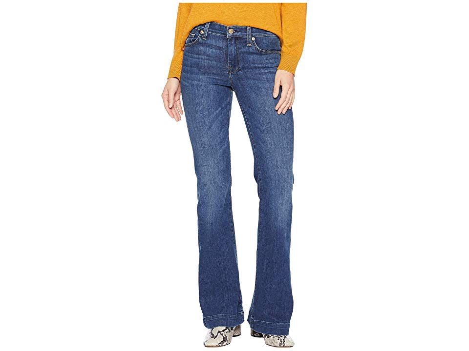 7 For All Mankind Dojo In Glam Medium Glam Medium Women S Jeans