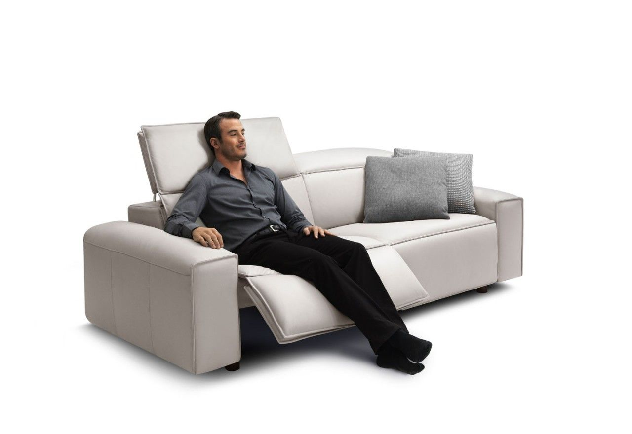 King Cloud Ii Luxurious Reclining Sofa Lounge Couch Living