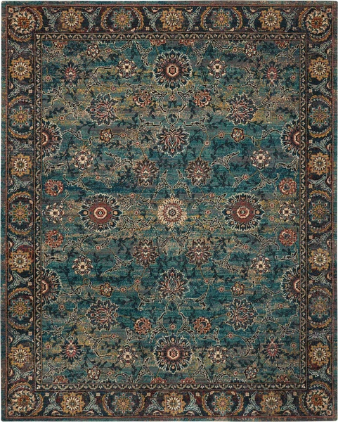 Nourison 2020 Nr207 Marine Area Rug With Images Nourison Area Rugs Nourison Rugs
