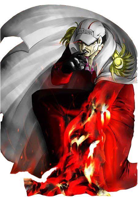 One Piece | Akainu