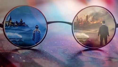 Beginning To End Harry Potter Harry Potter Tumblr Melhores