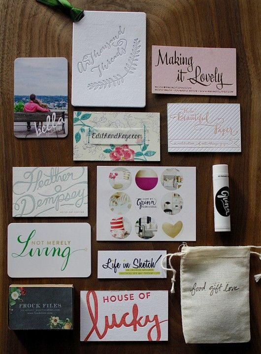 Alt summit 2014 the business cards pretty paper pinterest alt alt summit 2014 the business cards reheart Gallery