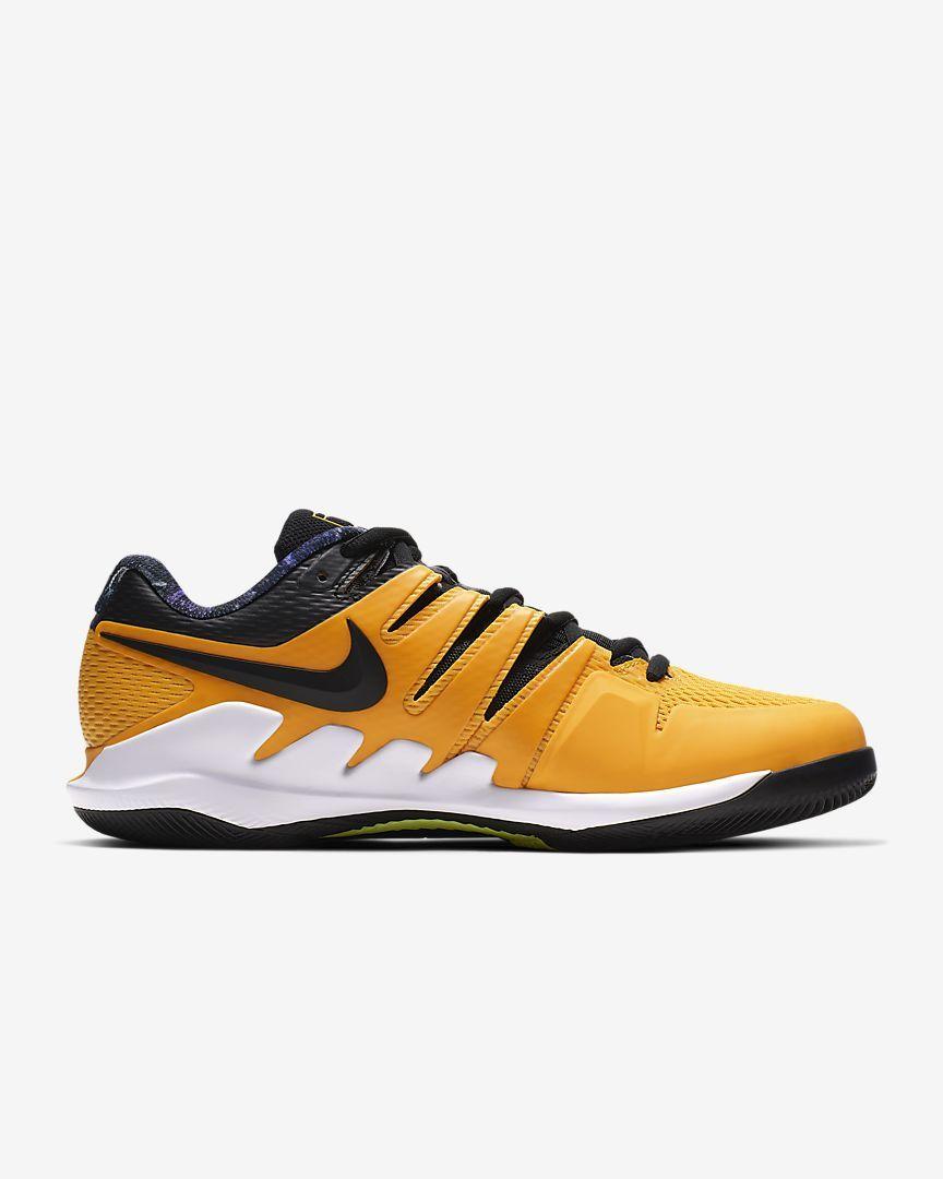 Nikecourt Air Zoom Vapor X Men S Hard Court Tennis Shoe Nike My Nike Tennis Shoes Tennis Shoes Mens Tennis Shoes