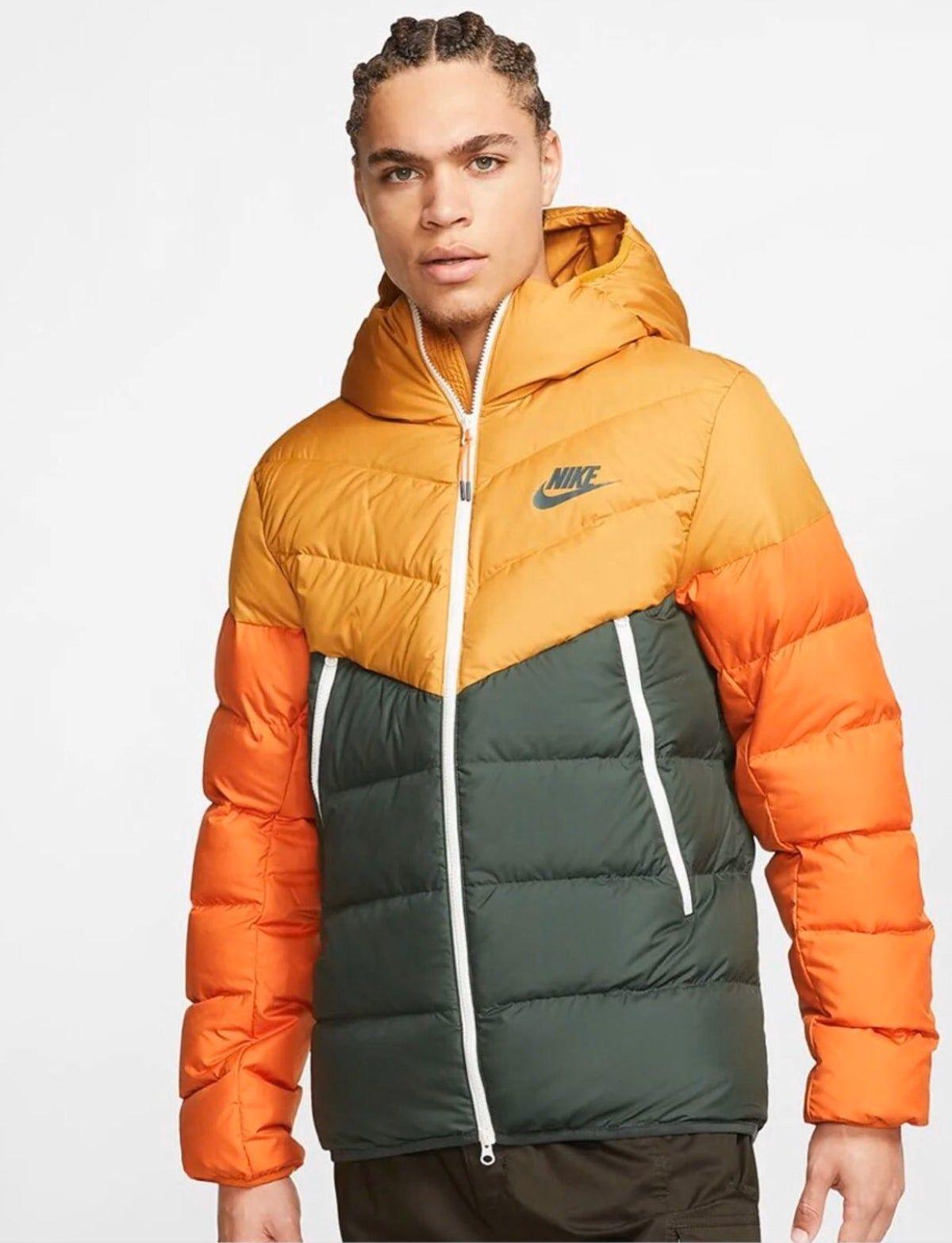Nike Downfill Coat Nike Sportswear Puffer Jackets Jackets [ 1567 x 1200 Pixel ]