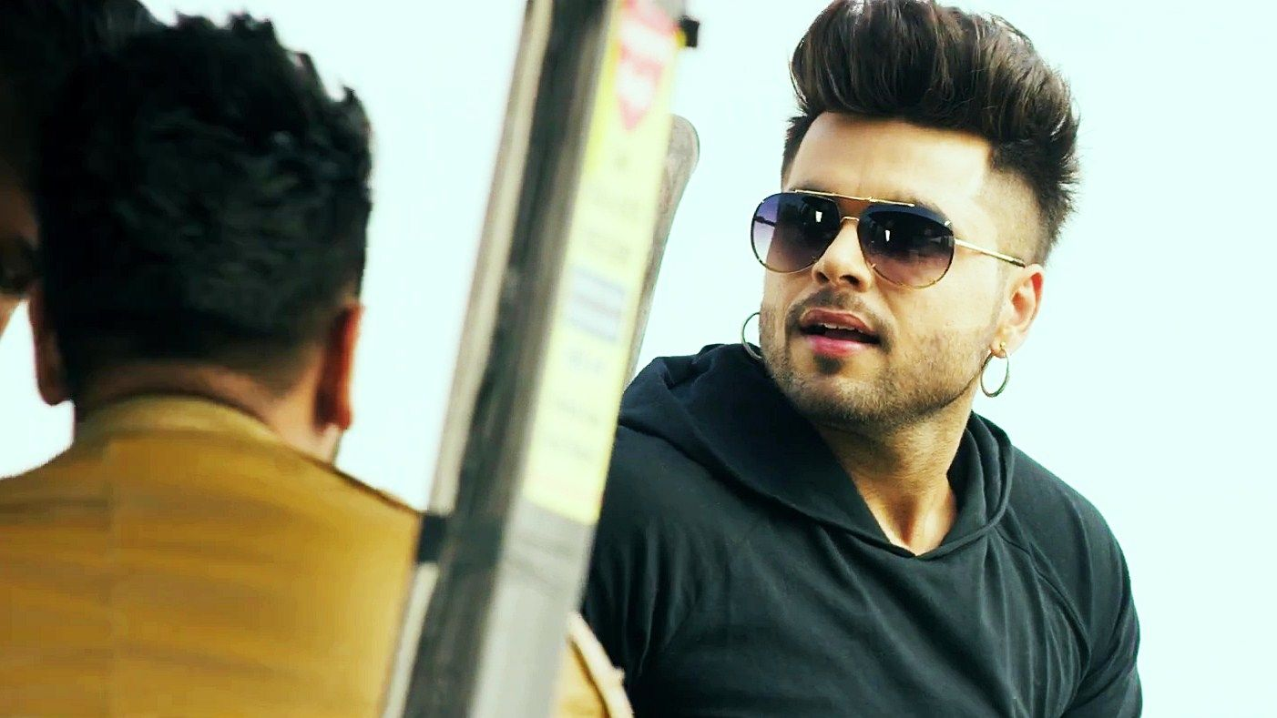 ninja singer punjabi hairstyle hear more original compositions and