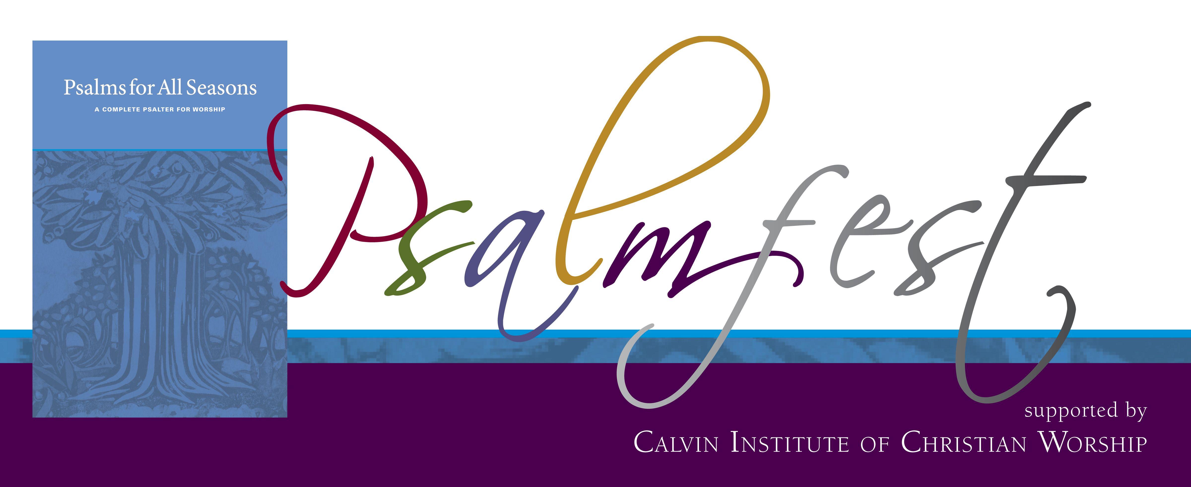 Psalmfest Mini Grants Program