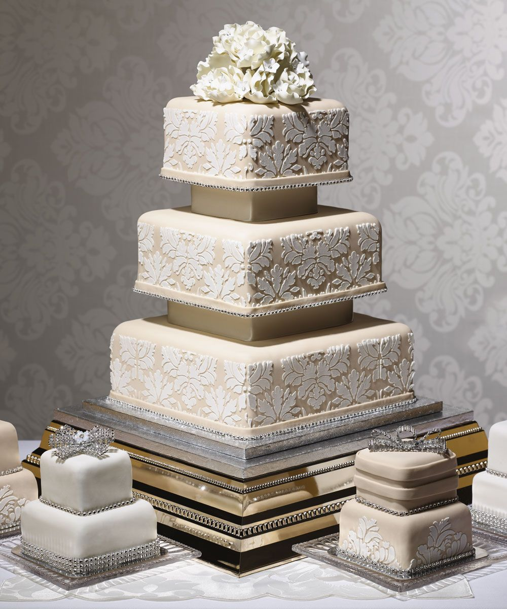 decopac wedding cakes gorgeous golden wedding cake design quot elegance quot visit 13371