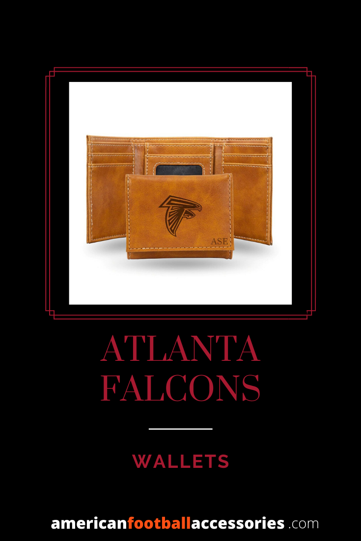 Atlanta Falcons Wallets In 2020 Atlanta Falcons Atlanta Falcons Football Falcons Football