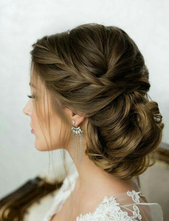 Elegant Bridal Updo Find Your Dream Wedding Gown Www
