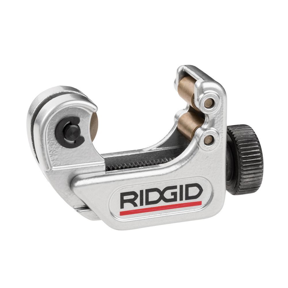 Ridgid 3 16 In To 15 16 In Model 104 Close Quarters Tubing Cutter 32985 Tools Copper Tubing Plumbing Tools