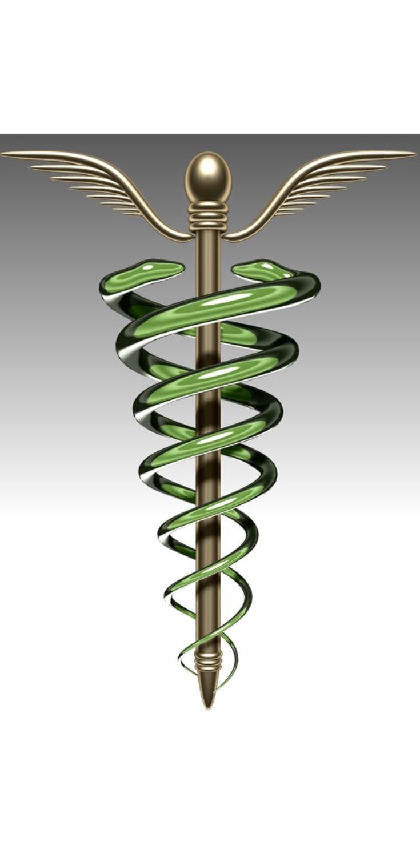 3d model medical symbol medicalsymbolsnakepilarfether