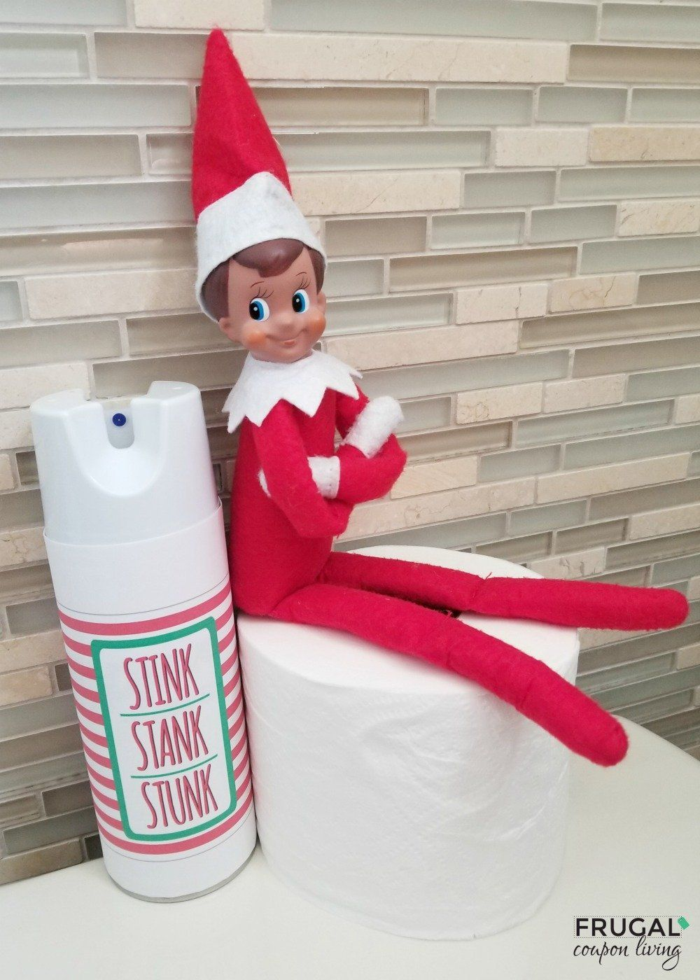 Stink Stank Stunk Spray in 2020 Elf, Elf on the shelf