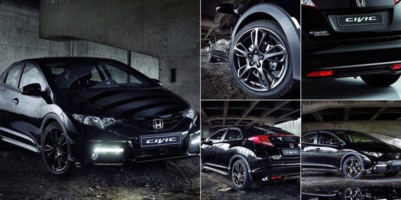 2014 Honda Civic Black Edition Honda Civic 2014 Honda Civic Black Edition