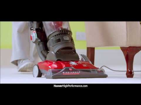 The Hoover UH70605 vacuum cleaner utilizes its patented innovation the WindTunnel Technology that allows air to flow in three way channels. ...