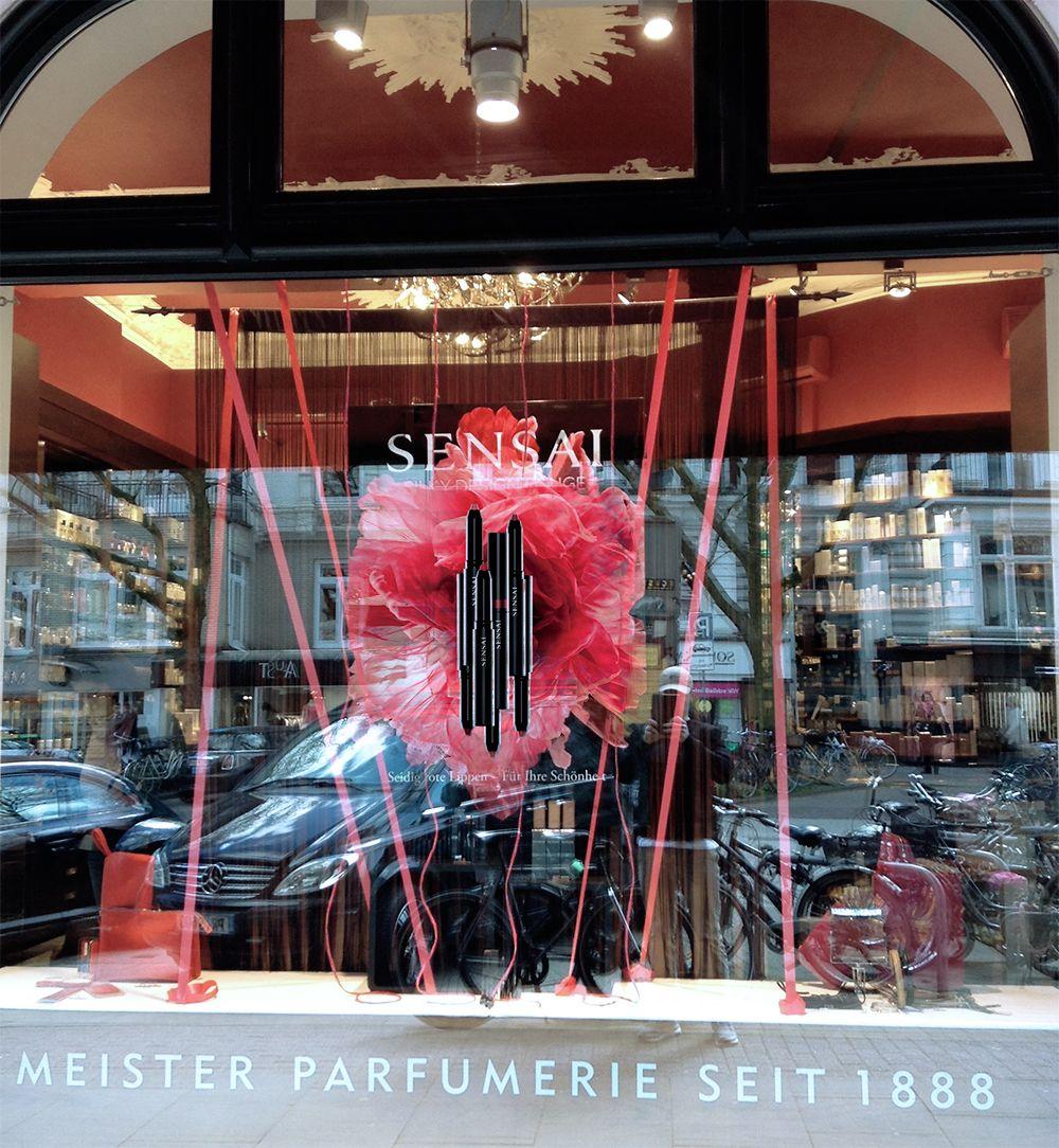 SENSAI vor Ort in der MEISTER Parfumerie Hamburg #meister_parfumerie #nischendüfte #parfumerie #sensai #beauty