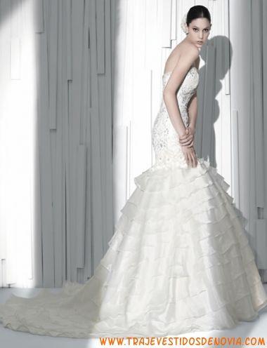 009  Vestido de Novia  Manu Alvarez