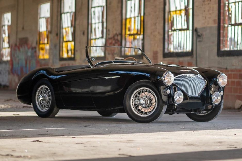 1955 Austin Healey 100 Bn1 Roadster In 2020 Roadsters Austin Healey Chevrolet Corvette