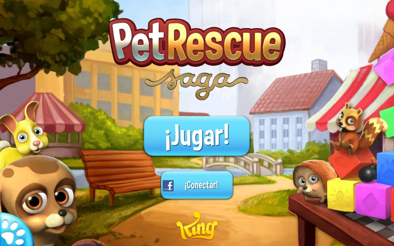 Juego Pet Rescue Saga Para Android Pet Rescue Saga Saga Writing Games