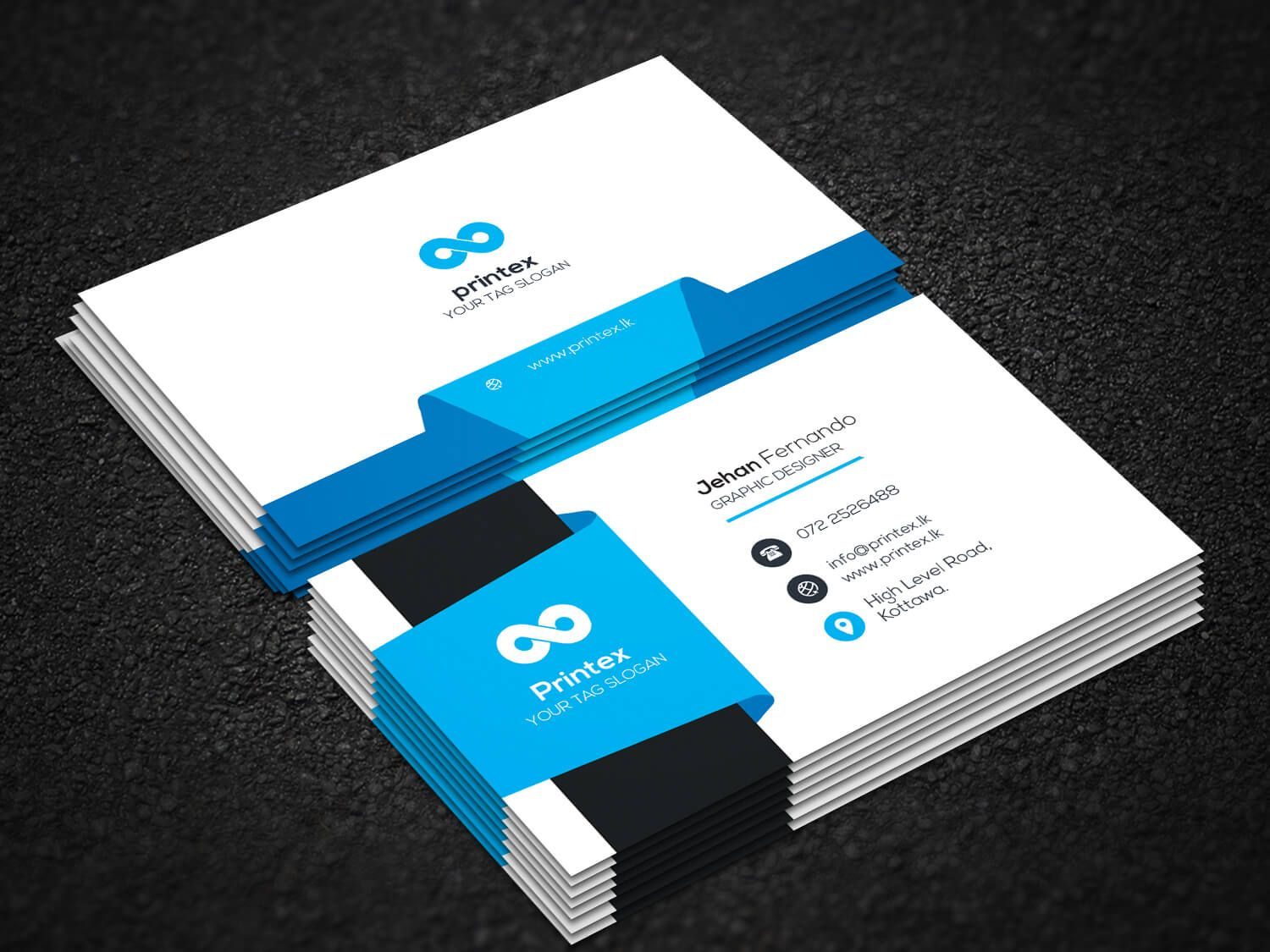 Best Business Card Design Company Online Easy Services Club Cool Business Cards Business Card Design Business Cards