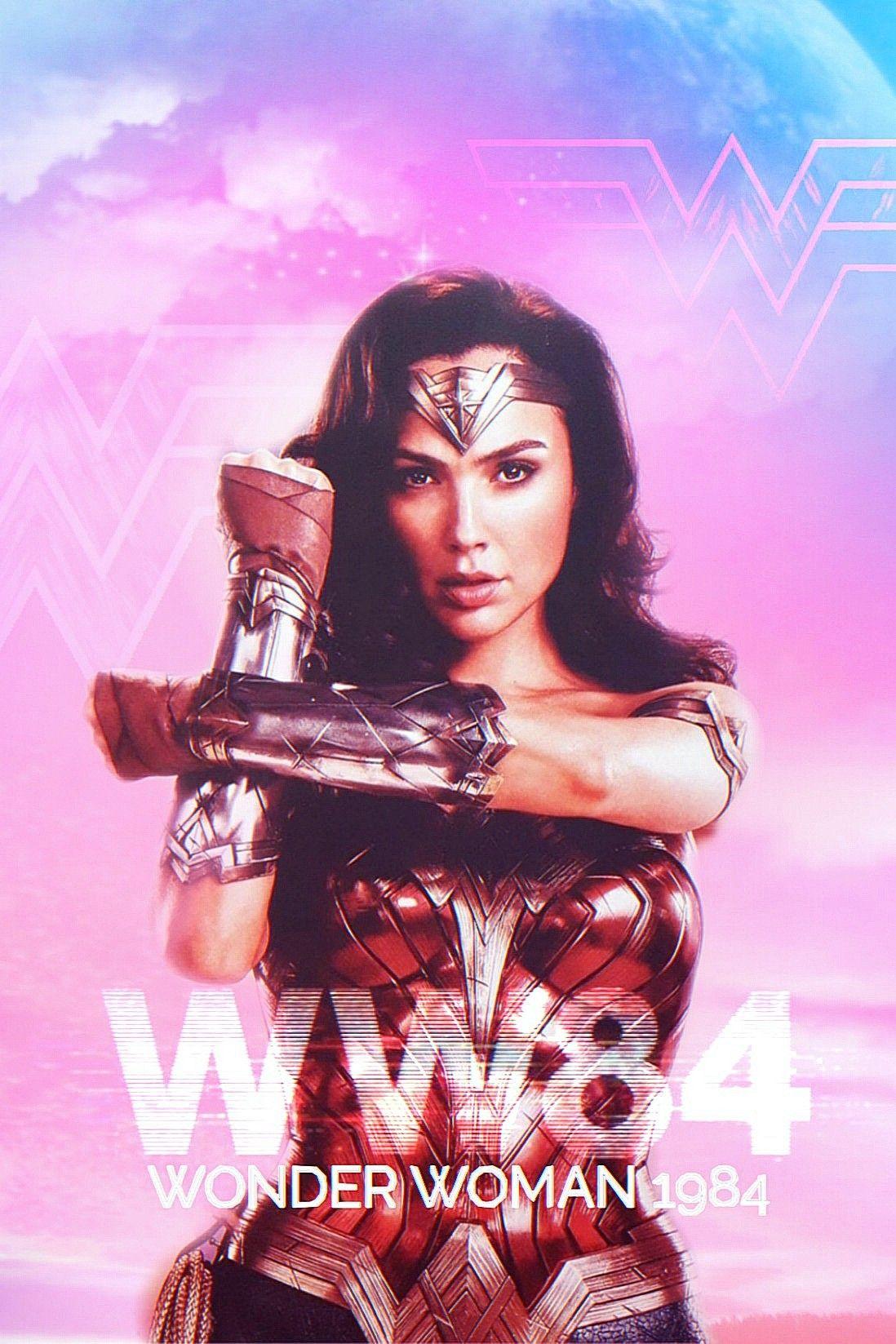 Wonder Woman 1984 In 2020 Wonder Woman Gal Gadot Wonder Woman Wonder Woman Art