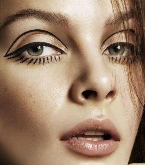 Eye-liner original : les plus jolies façons de changer