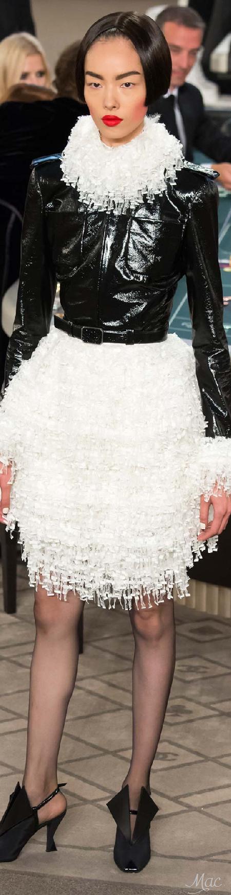 Chanel HC AW 2015-16 #CerclePrive Visit espritdegabrielle.com | L'héritage de Coco Chanel