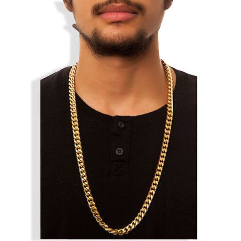 Gold Chain 18K Necklace
