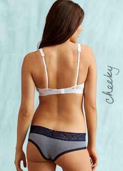 b22b5e9eea76 Cheeky - View our fits from least to most coverage in our Undie Guide! # Aerie