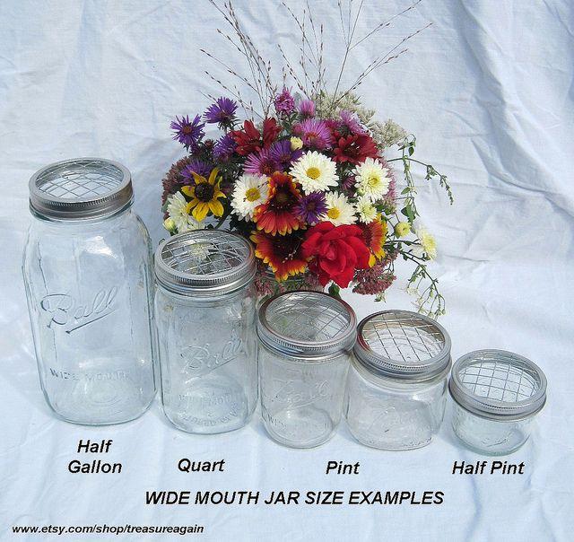 ball mason jar sizes comparison mason jar sizes and ball. Black Bedroom Furniture Sets. Home Design Ideas