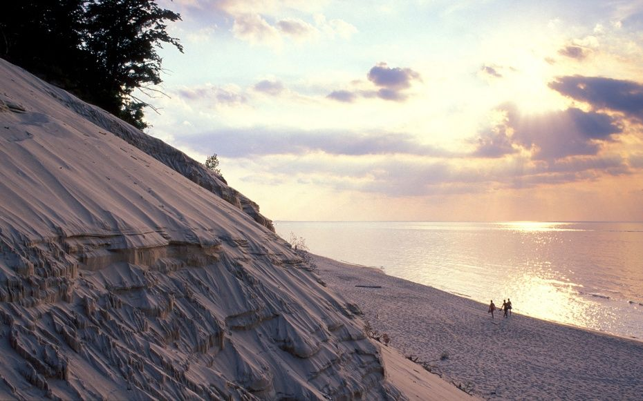 Silver Lake Sand Dunes Area Mi America S Best Little Beach Towns Travel
