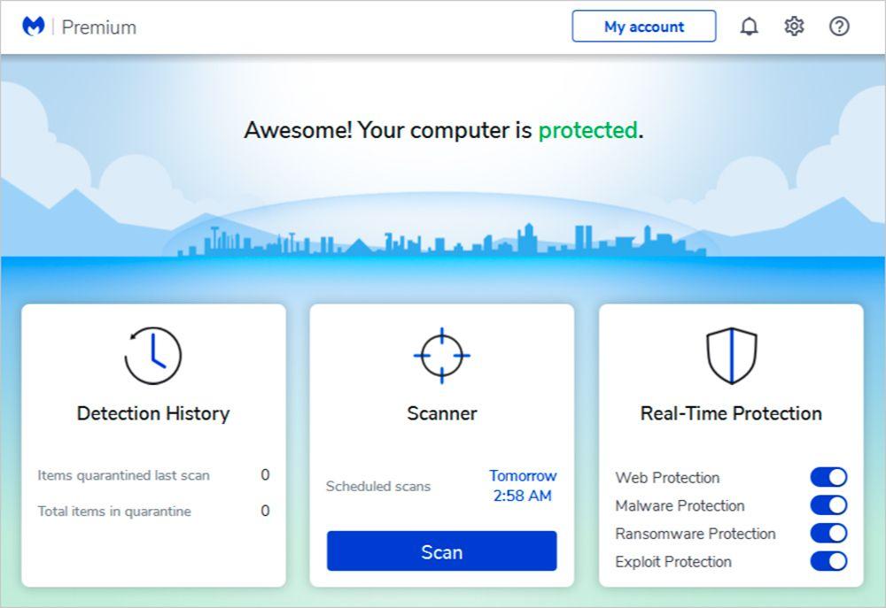 Como Remover O Segurazo Antivirus No Windows 10 Programa De Limpeza Windows 10 Como Cancelar