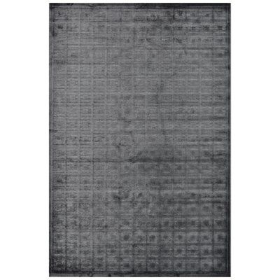 Loloi HAL2HT-02CC00 Halton Too Area Rug, Charcoal.  8x10.    700.00 viscose and chenille