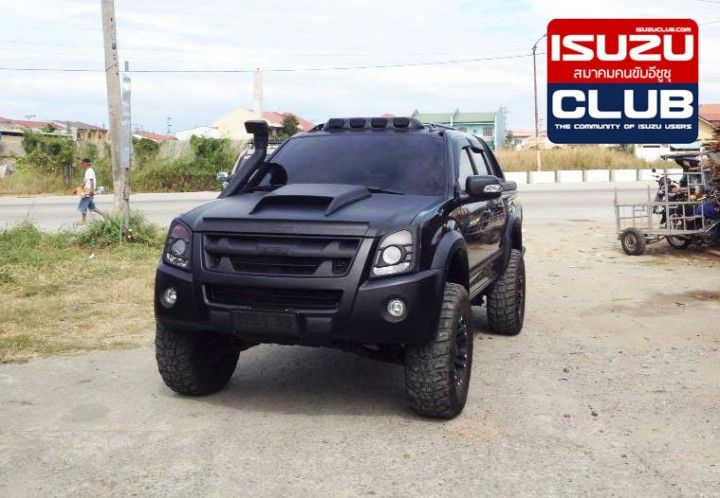 Pin By Andrianto Ajah On Everyday Ridez Isuzu D Max Holden