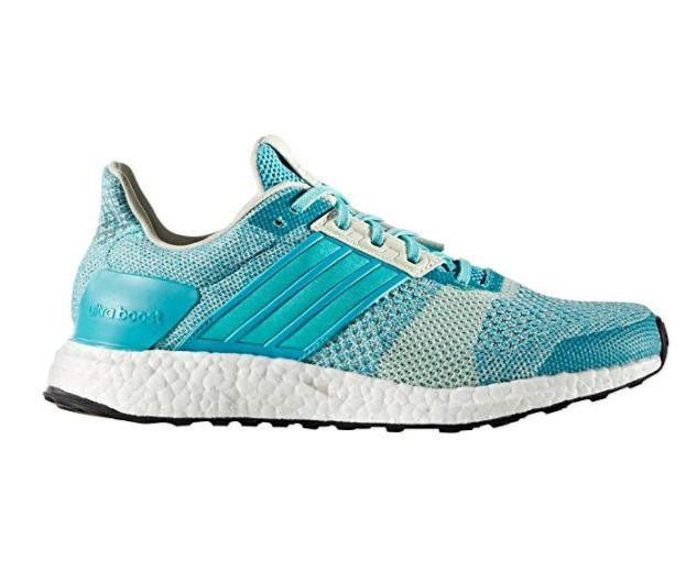 adidas Performance Women's Ultra Boost Street Running Shoe #adidas #CrossTraining