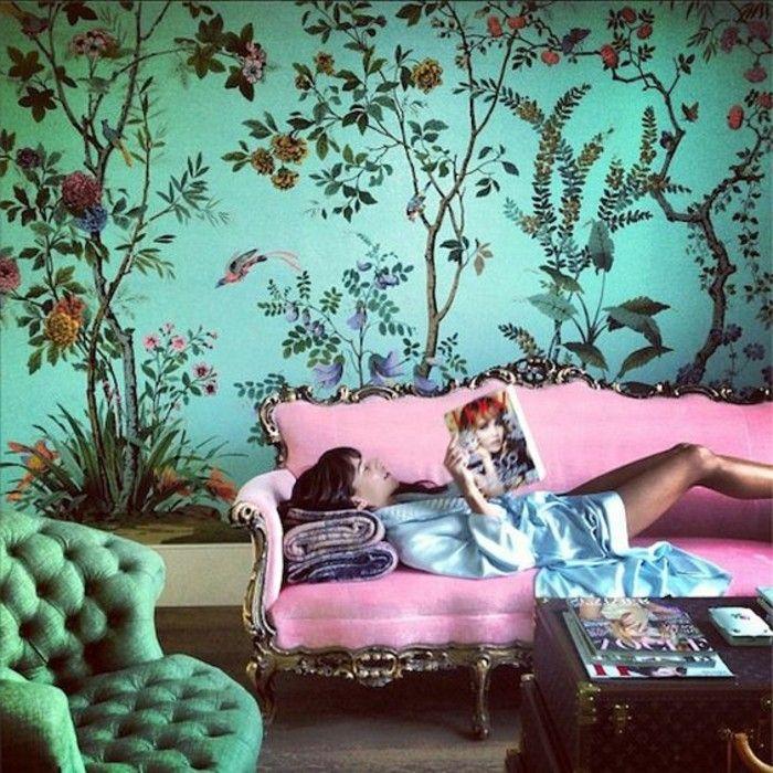 GroB Sehr Interessante Gestaltung Von Wohnzimmer Wandfarben Vorschläge