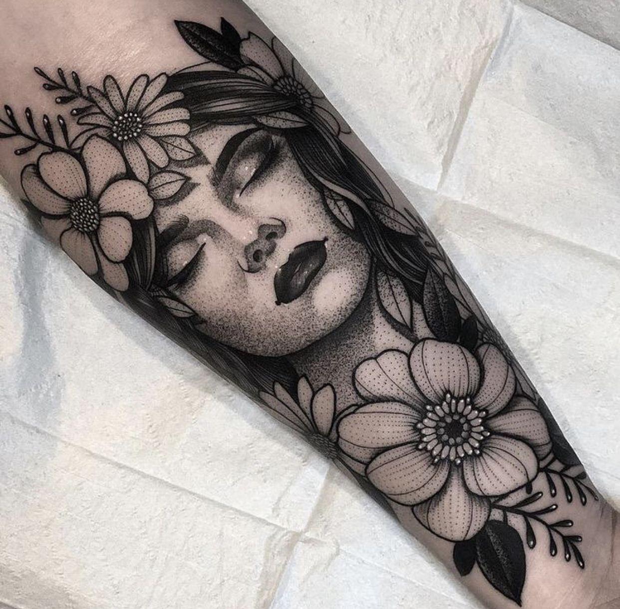 Frida S Face Tattoos Face Tattoos Body Art Tattoos
