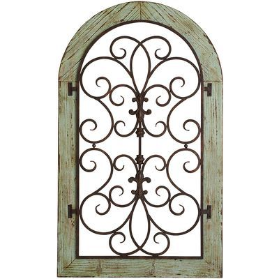 Verdigris Arch Wall Decor Arched Wall Decor Wall Decor Sale Mirror Wall Decor
