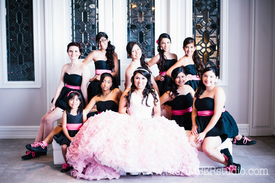 Dallas Quinceanera. Orion Ballroom Dallas. Julie Gates