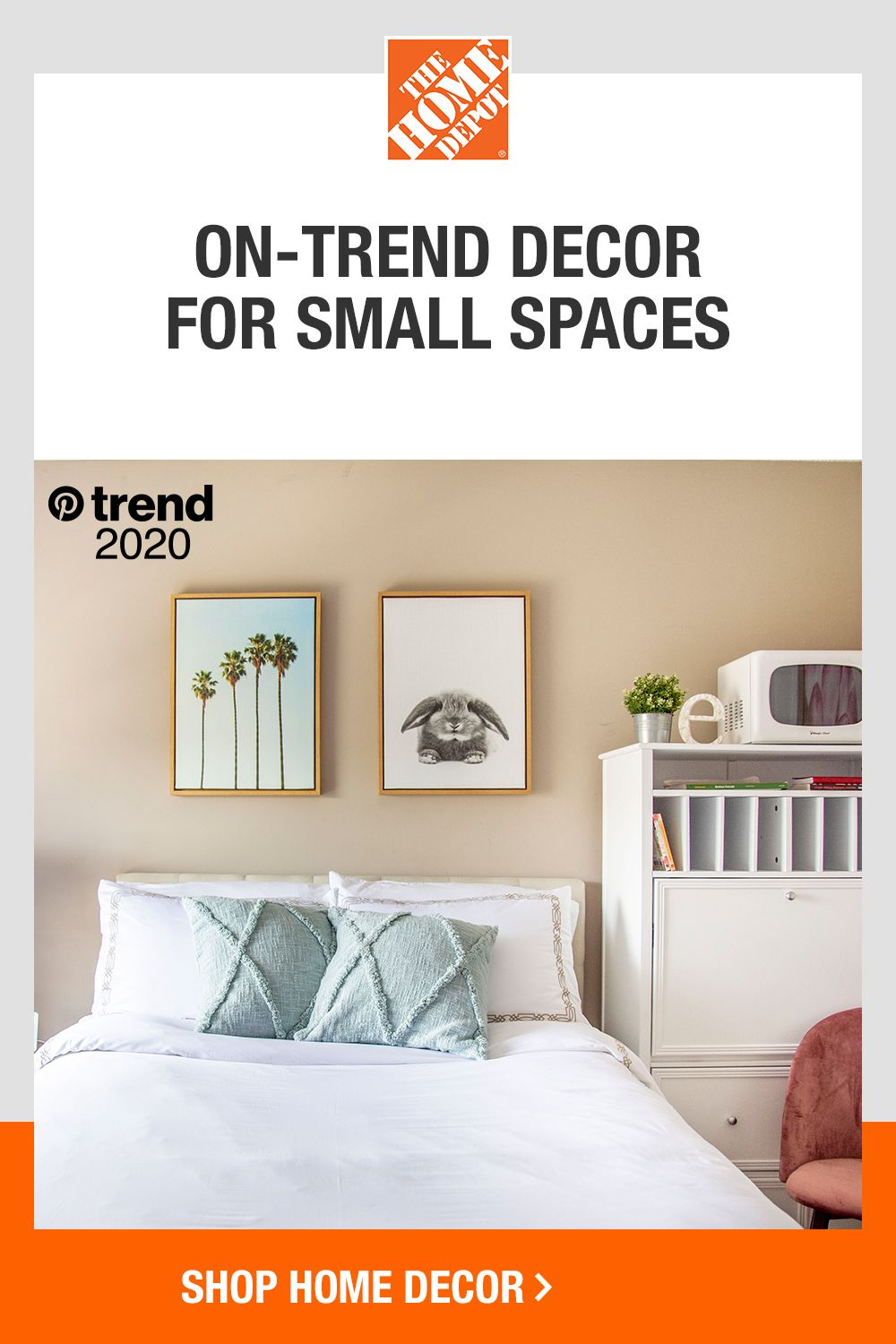 Pin by The Home Depot on Crochet Stitches in 2020 | Dorm room wall decor,  Trending decor, Home decor